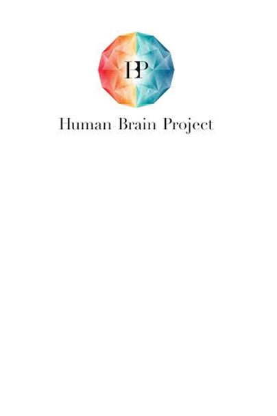 The Human Brain Project's logo